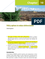 Anglesen 2010 Realising Redd Policy Options to Reduce Deforestation
