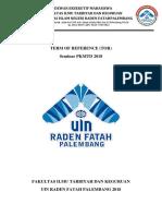 TOR Seminar PKMTD