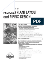Process Plant Layout