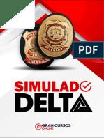 Simulado Delta - Propaganda
