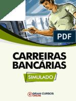 Simulado Carreiras Bancárias - Sem Gabarito