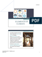 2. ELEMENTS OF CLIMATE