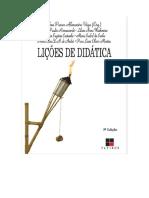 Lições de didática - Ilma Veiga