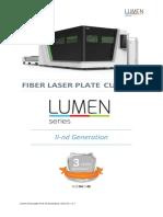 Lasermach LUMEN Plate II pf 1.8 -2019 09