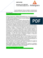 "2°E 3° SEMESTRE 2020 - A empresa ""SILVA & SILVA - COMÉRCIO E IMPORTAÇÃO LTDA."""