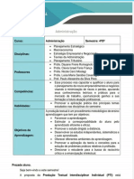 """4º E 5º SEMESTRE ADM 2021 - PRODUÇÃO TEXTUAL INTERDISCIPLINAR - """"Produção de laranja e a demanda pela fruta na pandemia"""""""