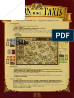 Reglas Thurn and Taxis spanish