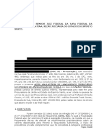 Ação Anulatória - Lançamento Previdencia complementar