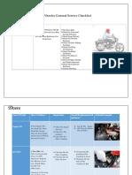 General service checklist -BIKE.pdf