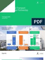 5G  IP Converged Transport Ericsson Juniper Partnership