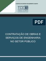 Contratação de Obras e Serviços de Engenharia