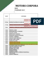 Copy of pearl PULILAN - SERVICE BOOK 2019.xlsx
