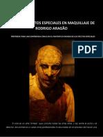 Taller de Efectos Especiales en Maquillaje - Módulo 1 - Ecuador