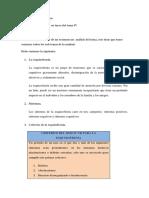 Psicopatologia II tarea 4
