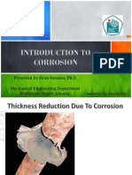 (8). INTRODUCTION TO CORROSION