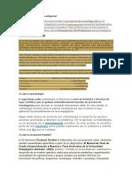 Formulacion y control de proyectos