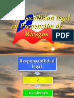 Responsabilidad Legal en Prevencion.ppt