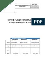 Sistema gestion Estudio EPP
