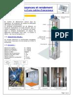 td_puissance_rendement_ascenseur_eleve