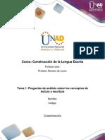 Formato Tarea 1 - Responder preguntas de análisis sobre los conceptos de lectura y escritura (1)