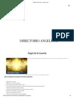 Ángel de la Guarda - Tocando Cielo