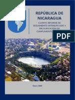 006 Cuarto Informe de Seguimiento Intensificado de Nicaragua