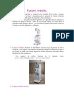 Equipos Biomédicos-consulta