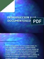 INTROD. A LA DOCUMENTOLOGIA ( 1 )