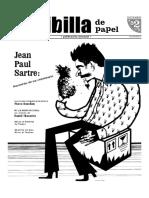 Dossier Revista La Jiribilla N 52 - Sartre en Cuba
