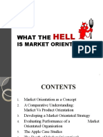 What the Hell is Market Orientation[1]