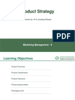 Session 1-2 - Product Strategy (2019-20) - Student Read