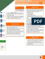 STD+CdP Estándar de planificacion de trabajos Rv 2