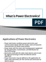power electronics seminar