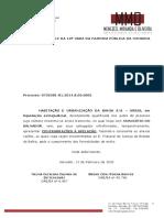 CONTRARRAZÕES À APELAÇÃO 0756381-81.2014.8.05.0001