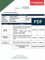 Propuesta PTAR (0.08 LPS)cotizacion