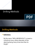 Drilling Methods