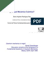 Una introducción a la física contemporánea-Primera parte