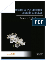 APOSTILA - EQUIPES DE ALTA PERFORMANCE[303]