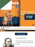 Contextualização histórico-literária - Amor de Perdição