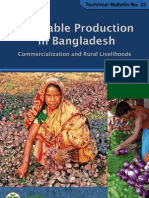 Vegetable Production in BD
