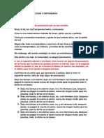 TECNICAS DE REDACCION Y ORTOGRAFIA