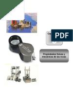 Capitulo 3 Propiedades físicas y mecánicas de las rocas