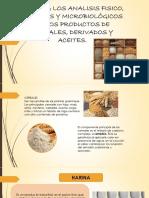 REALIZA LOS ANALISIS FISICO, QUIMICOS Y MICROBIOLÓGICOS 6c