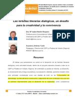 8. Las tertulias literarias dialogicas, un desafio para la creatividad y la convivencia.pdf