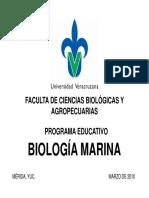 BIOLOGIA MARINA UV TUXPAN
