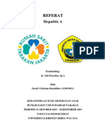 REFERAT - HEPATITIS A_David