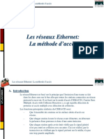0033 Cours Reseaux Ethernet Methode Acces