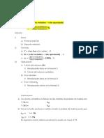 CALCULO DE ERRORES