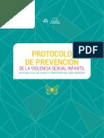 Protocolo Prevención de la Violencia Sexual