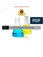 Chapter 5 Chemicals for Consumer